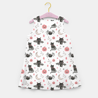 Thumbnail image of HALLOWEEN PARTY 2 Girl's summer dress, Live Heroes