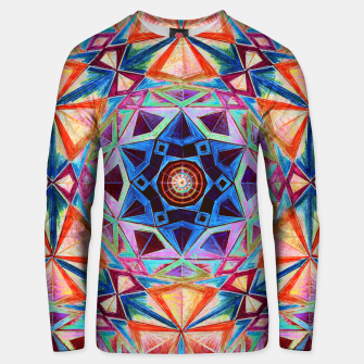 Thumbnail image of Tesseract Star 2 Unisex sweater, Live Heroes