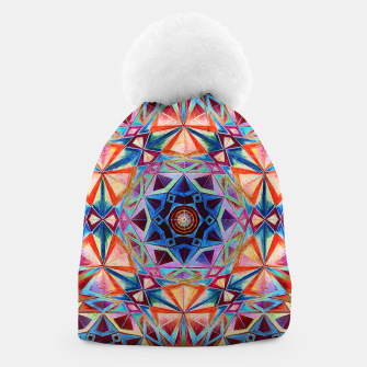 Thumbnail image of Tesseract Star 2 Beanie, Live Heroes