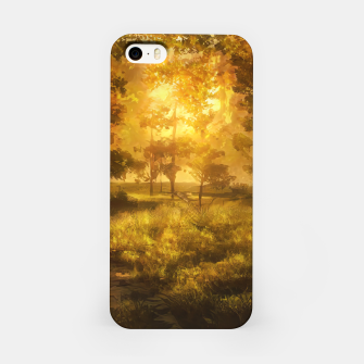 Miniaturka forest iPhone Case, Live Heroes