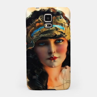 Thumbnail image of A Lovely Boudoir Bandeau On A 1920s Beauty by Rolf Armstrong Vintage Fine Art Xzendor7 Old Masters Reproductions Samsung Case, Live Heroes